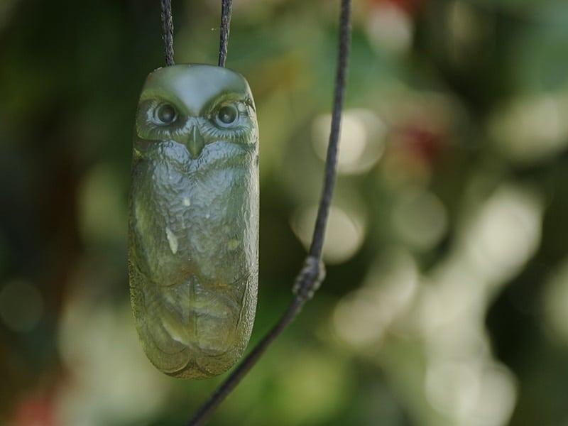 greenstone pounamu jade