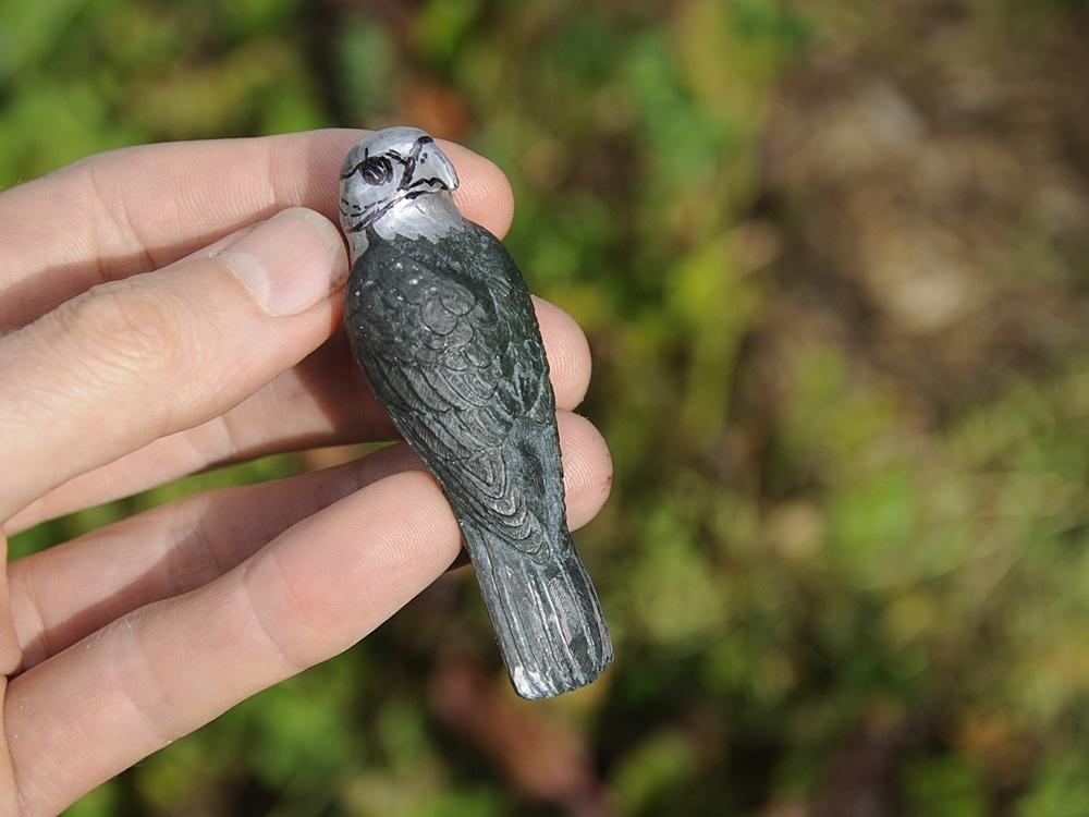 pounamu falcon